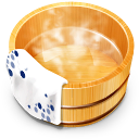 At public bath onsen sentou furo manners japan two - Sentou soape ...